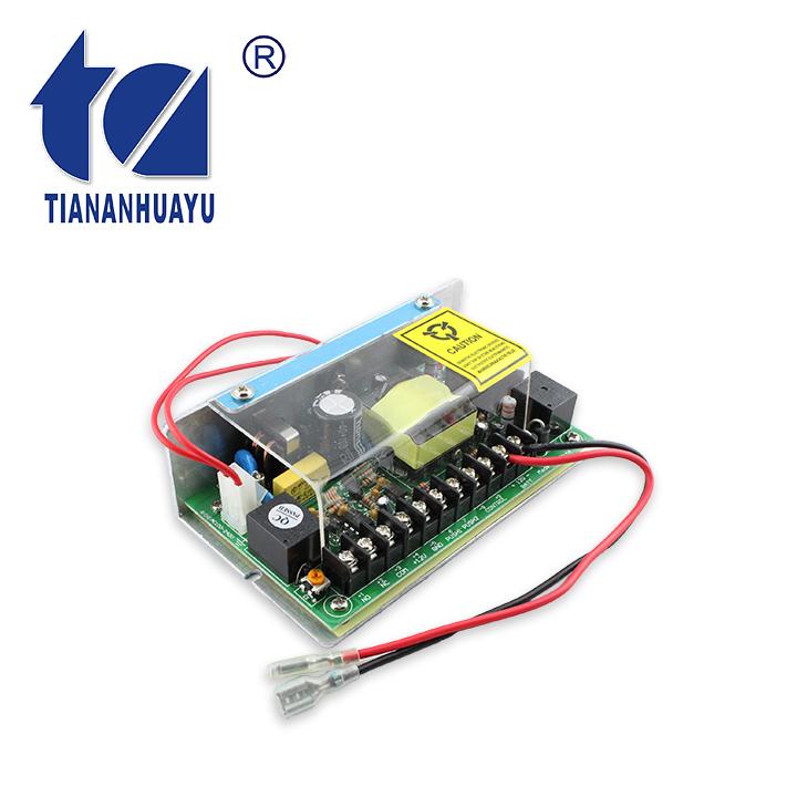 Управление электропитанием 110 ~ 240v 12v5a 208 k доступа контроля доступа управления питания импульсный источник питания с дистанционным управлением