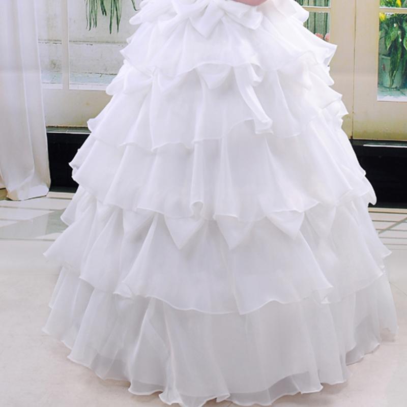 Свадебное платье Honey marriage HS /112 2012 HS--112 2012 Органза Принцесса с кринолином Милый