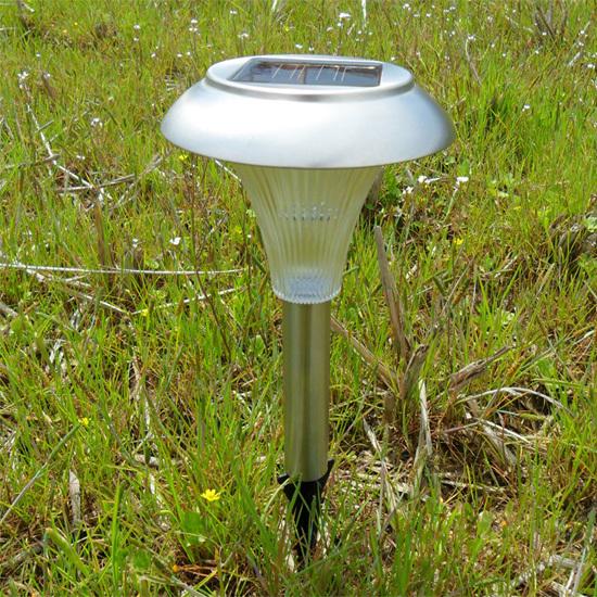 Светильник на солнечных батареях Five pass