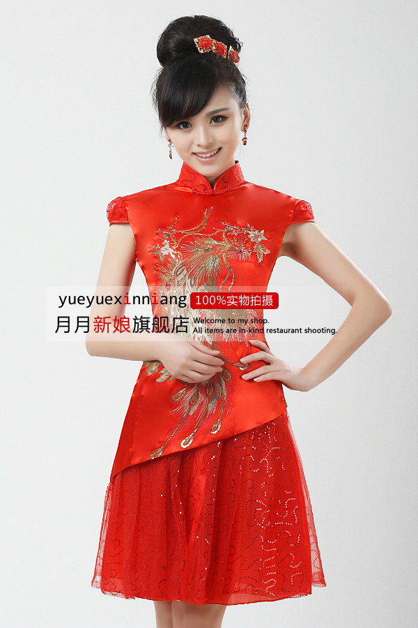 Платье Ципао Month bride 3022 2012