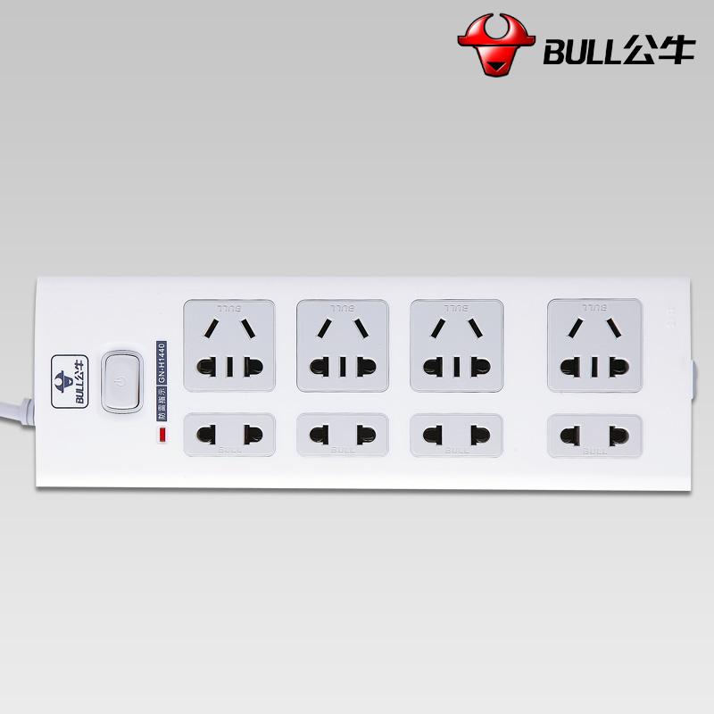Сетевой фильтр BULL  GN-H1440