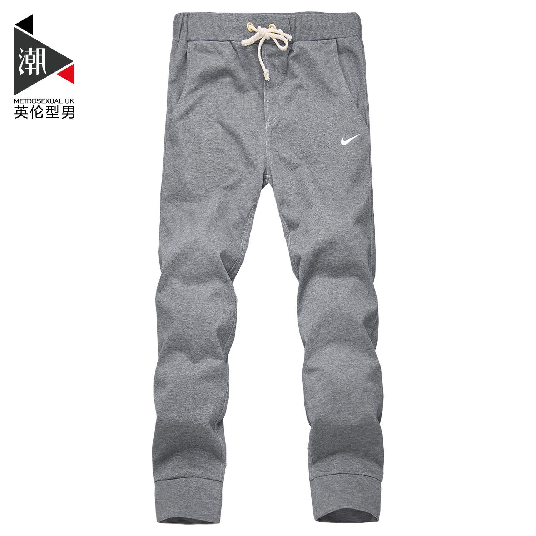 Повседневные брюки Metrosexual uk xgj/1282 Nike Осень