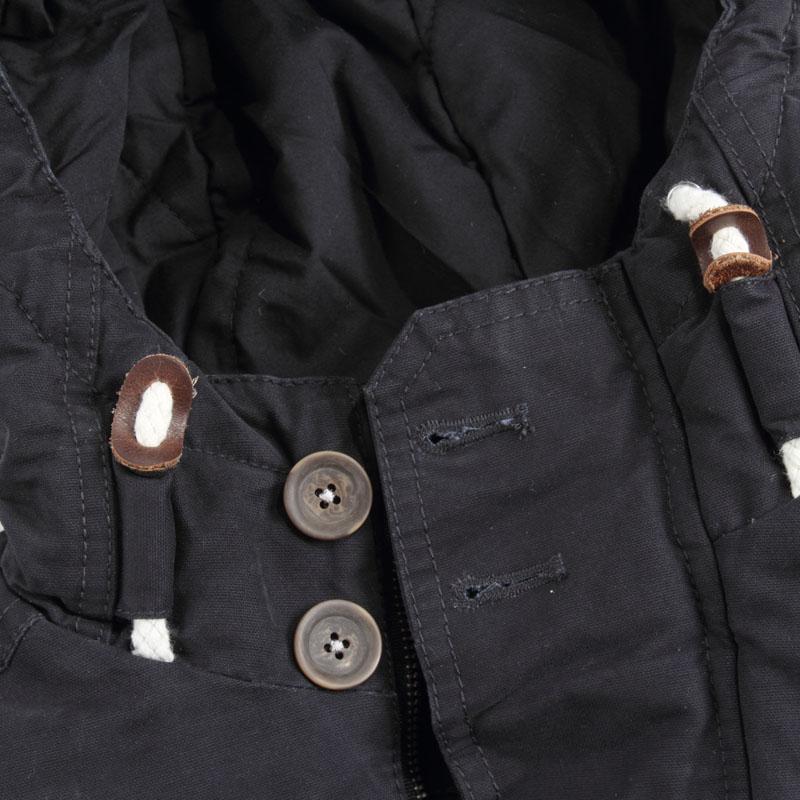 Куртка Barn yield -2012 )S2736-X09 Хлопок Молния Средней длины (длина одежды равна длине рукава+-3 см) Прямой покрой