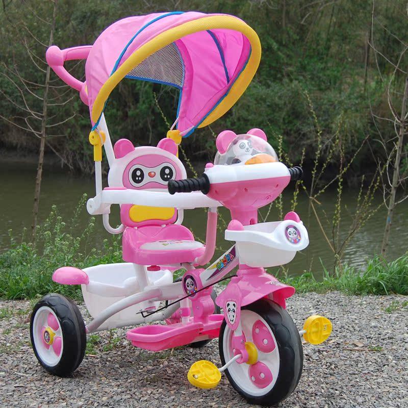 Трехколесный велосипед Three rabbits 1208