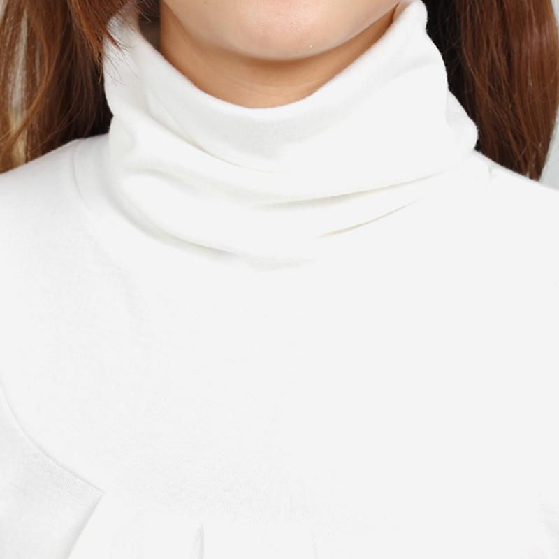 韩版孕妇长袖上衣磨毛打底衫