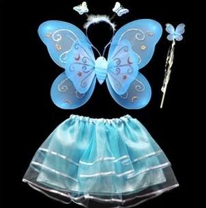 Цвет: небесно-голубой цвет