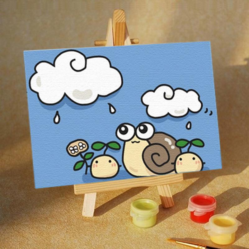 Цвет: Дождь!
