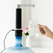 景湖桶装水电动抽水器矿泉水纯净水压水器饮水机手压泵自动上水器