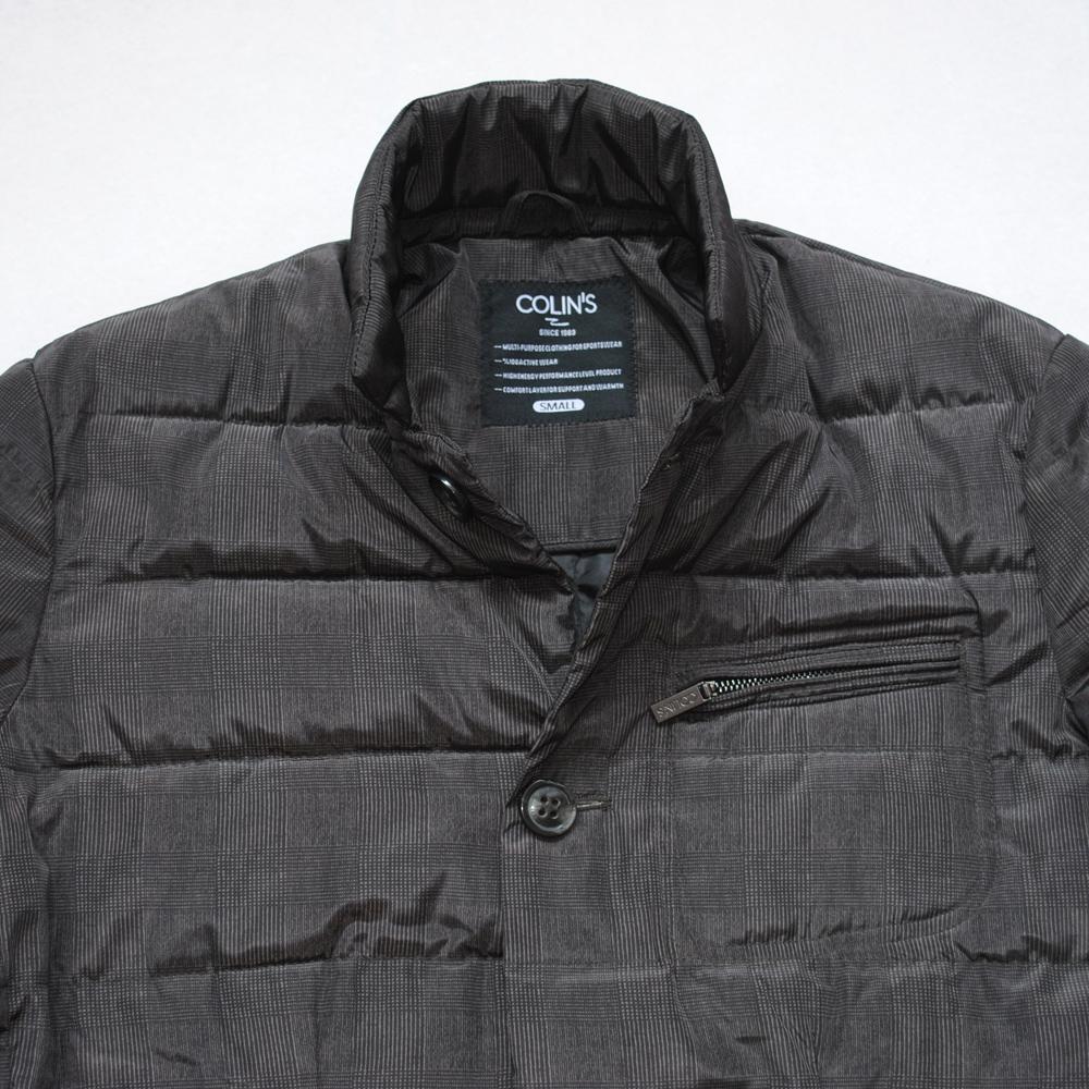 Куртка Original shape ux3151 Шёлковое волокно Хлопок Пуговицы в 1 ряд Средней длины (длина одежды равна длине рукава+-3 см) Прямой покрой