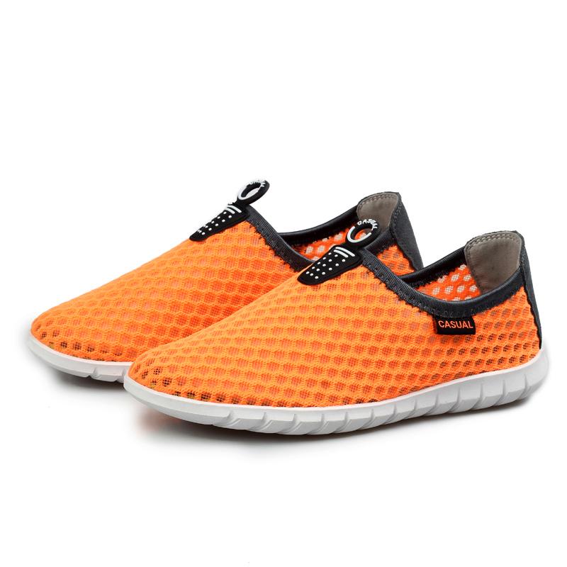 Демисезонные ботинки Tide shoes DF/538 Обувь на тонкой подошве ( для скейтборда ) Для отдыха Другой материал не из натуральной кожи Круглый носок Без шнуровки Лето
