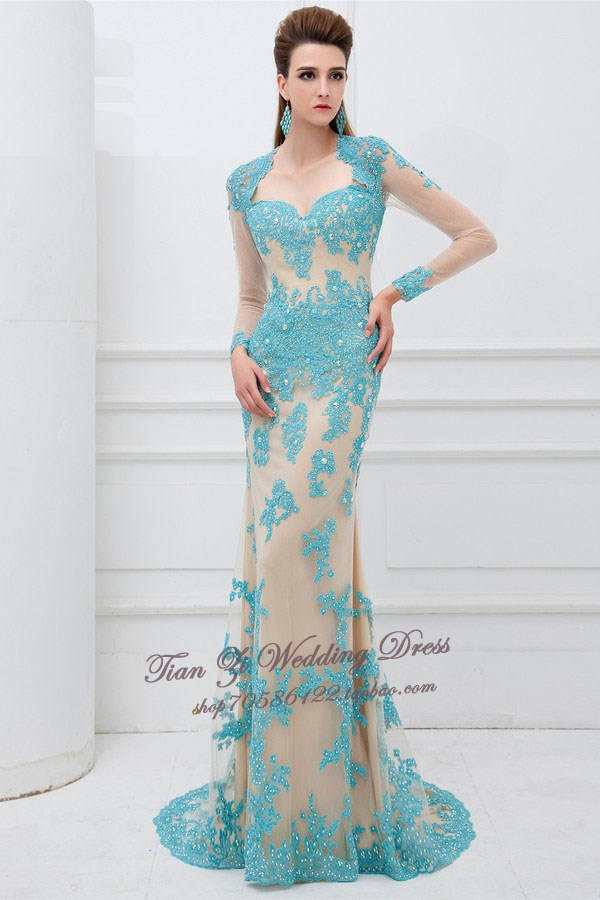 Вечернее платье Talented wedding dress T061 2014 Talented wedding dress