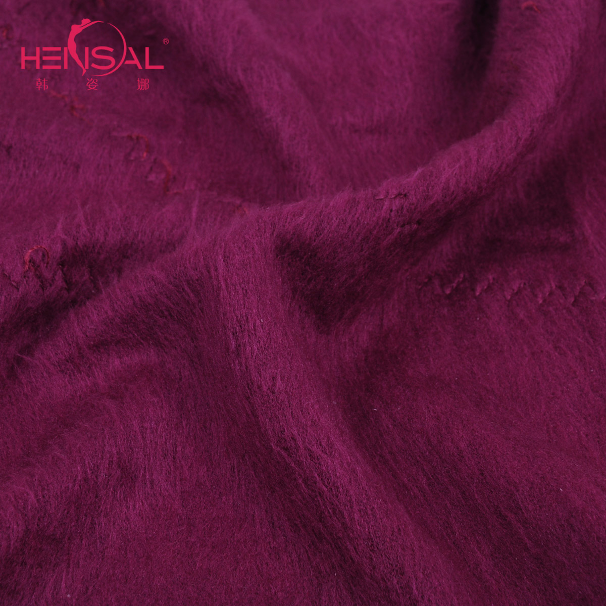 Корректирующая одежда Hensal 6383a Нейлон Без рукавов Зима До бедра