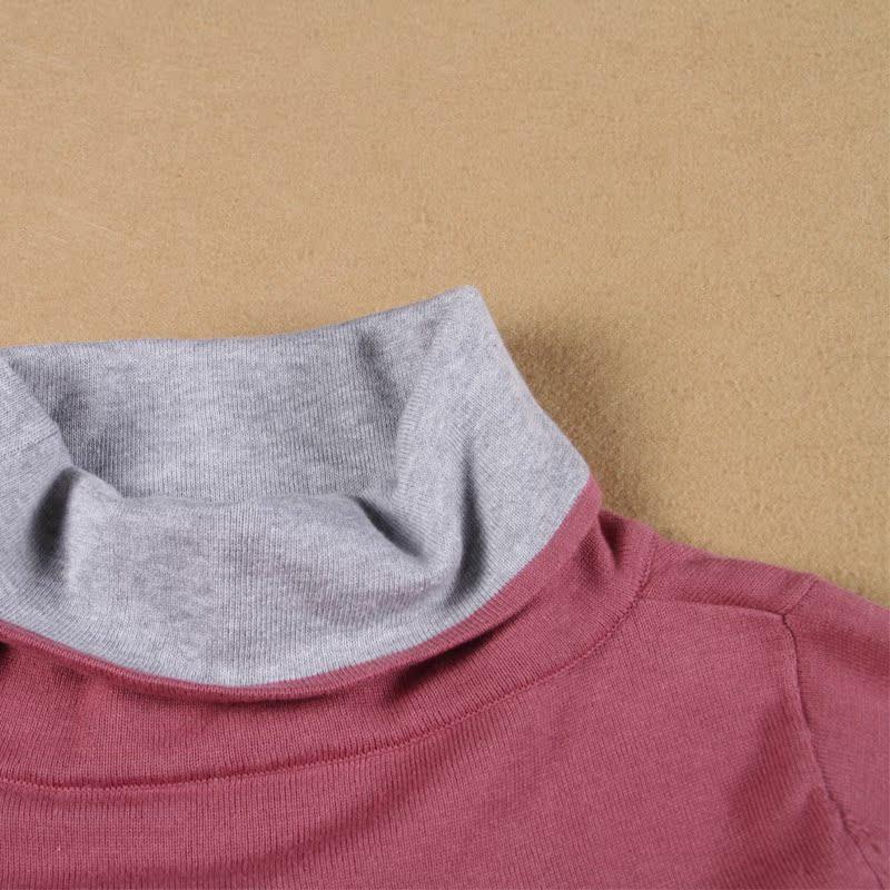 Свитер женский Early cotton s6282 2013 Хлопок Весна 2013 Длинный рукав Классический рукав Воротник-хомут