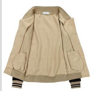 Толстовка женская Япония и Южная Корея прилив Девушки падают одежда тенденции спортивной бейсбол одежда Мужская одежда любителей пальто толстый свитер Кардиган Надпись