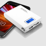 PN-913 Mobile Power Smart LCD Display Phone Universal Charging Jewels 10000 MAh Battery