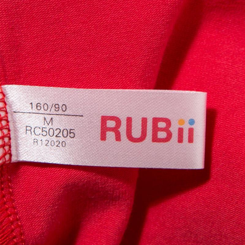 Майка Rubii rc50205 Девушки Осень 100 Однотонный цвет