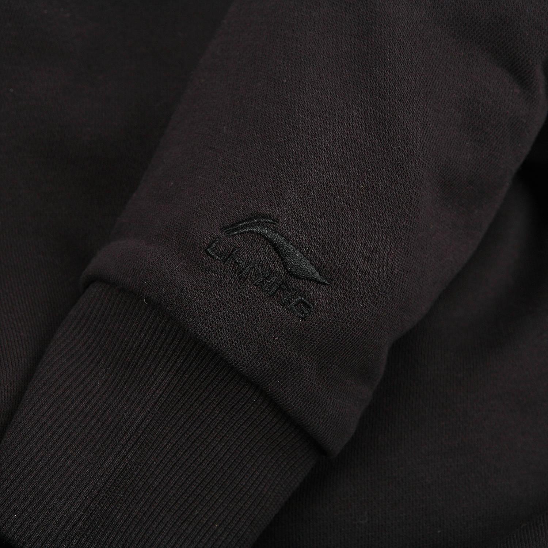 Спортивная толстовка Lining awded45/1 AWDED45-1 Для мужчин Пуловер 100 Для спорта и отдыха Удерживающая тепло Весна 2011