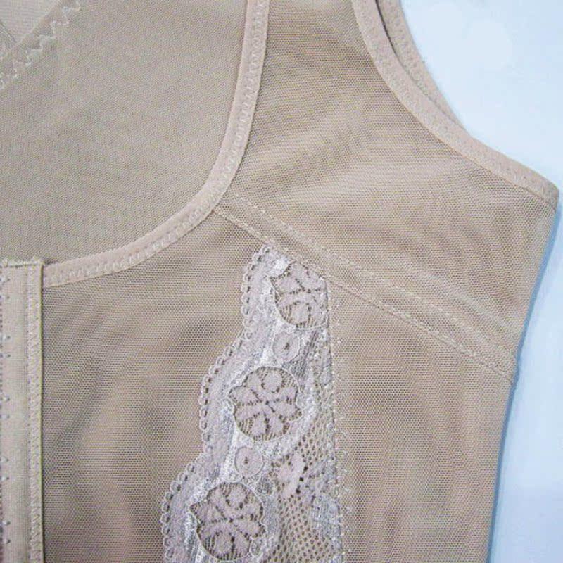 Корректирующая одежда 519 Без рукавов До талии