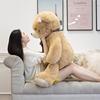 泰迪熊猫毛绒玩具送女友布娃娃公仔大睡抱抱熊女可爱生日七夕礼物