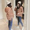 2018冬季chic棉服短款加厚棉袄小个子外套女棉衣冬装袄子