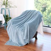秋季珊瑚绒毛毯加厚法兰绒床学生单人薄款秋季被子空调毯子午睡