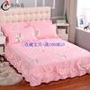 床罩 磨毛斜纹家纺床罩床裙床上用品