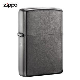 芝宝打店极地灰冰zippo打火机 火机zippo正版旗舰