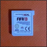 查看任天堂 NINTENDO 3DS Electronic Arts FIFA13 裸卡特价(35)价格