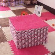 方块拼接地毯满铺卧室垫子地垫家用泡沫拼图可机洗榻榻米宿舍地板
