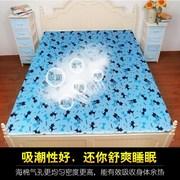 加厚10高密度海绵床垫记忆棉床垫可拆洗榻榻米单双人床垫