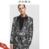 ZARA 男装 礼服式西装外套 0
