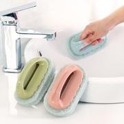 清洁去污浴缸刷瓷砖刷子厨房洗锅洗碗刷清洁刷海绵擦百洁布海绵块