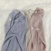 很仙的上衣百搭亮银丝长袖内搭蕾丝网纱高领打底衫女秋冬