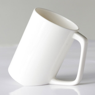 Maener snow who that coffee cup Cup creative home gifts hand made bone China Mug