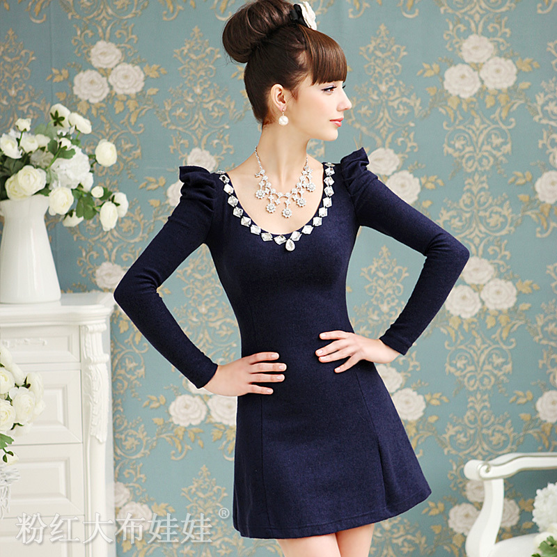 Noble slim Barret dress