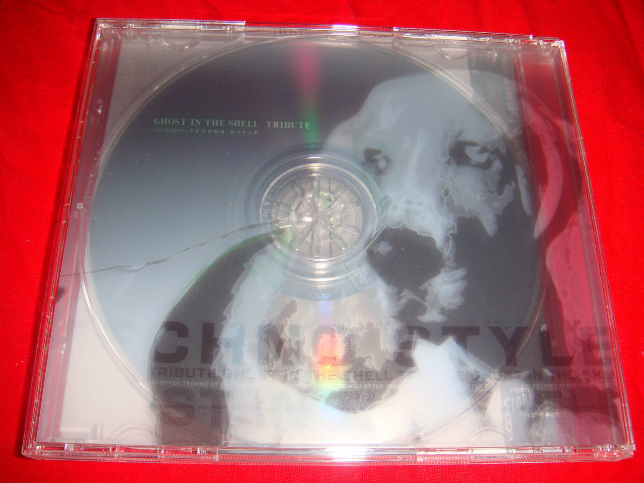 Музыка CD, DVD   OST[ ]Ghost In The Shell TRIBUTE ALBUM