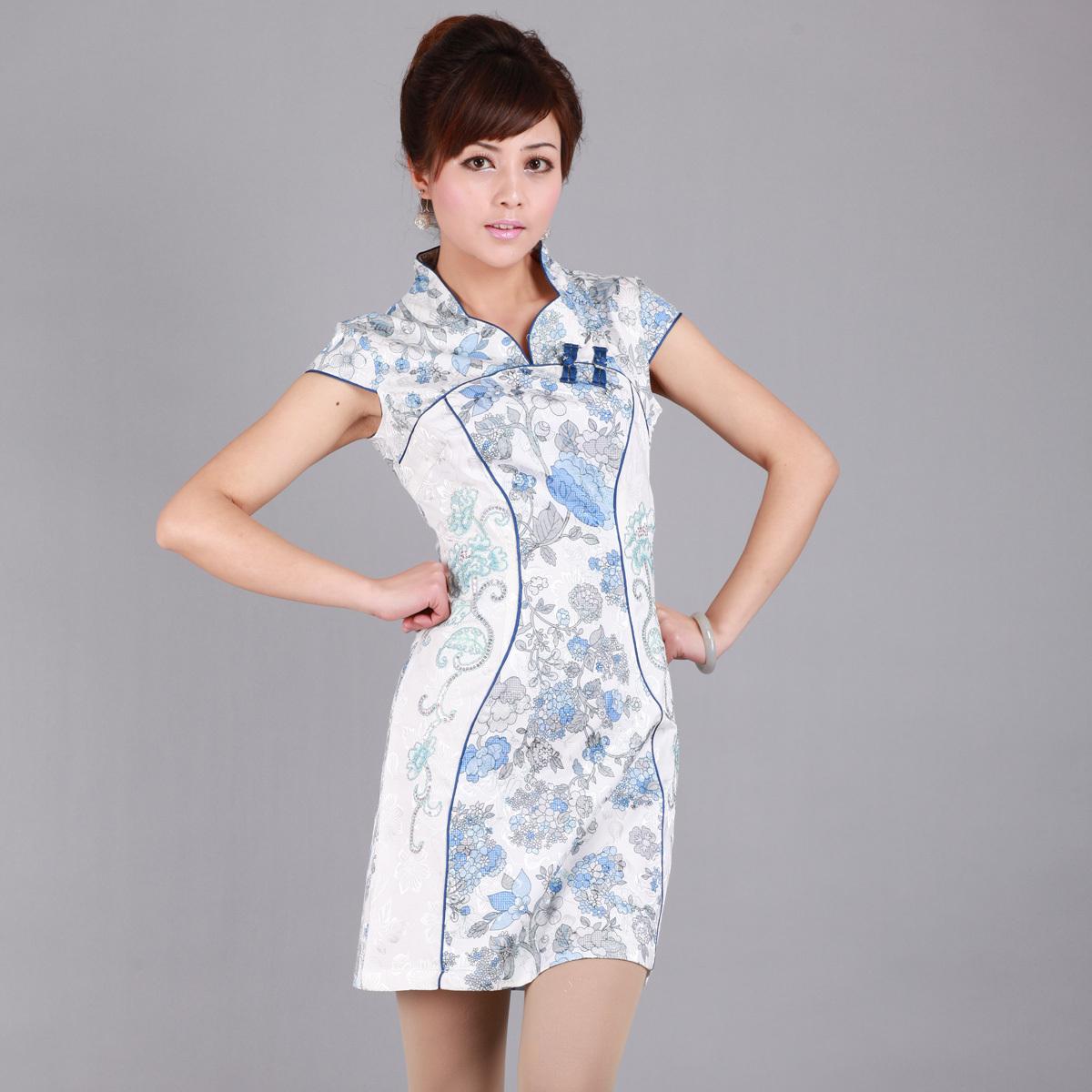 Платье Ципао Hua Zi Yun 8238 2012