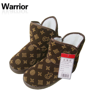Special offer a clearance quality goods back to Shanghai children's padded boots snow warm 1050 each padded boots