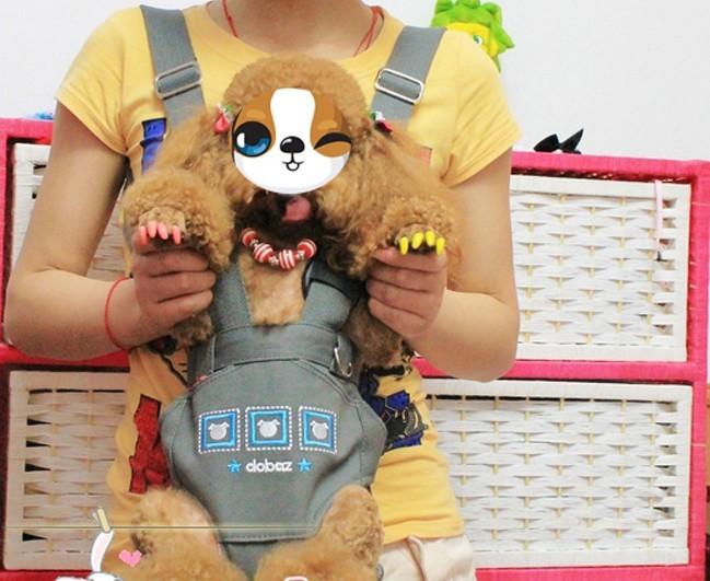 Сумка-переноска для животных Дуэт dobaz груди новый любимчика рюкзак собака ПЭТ рюкзак собака рюкзак обратно пакет большая книга