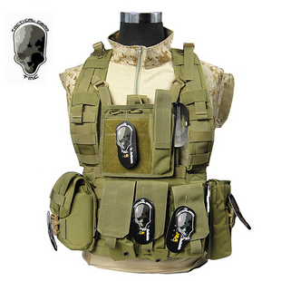 Жилет армейский The specter of military TMC RRV 1000D CORDURA MOLLE CS The specter of military