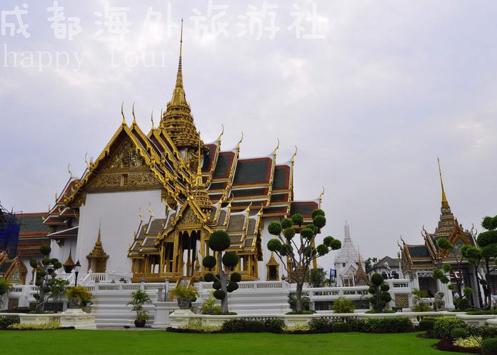 泰国旅游 【尊享莲花】纯净泰一地6天5晚之旅