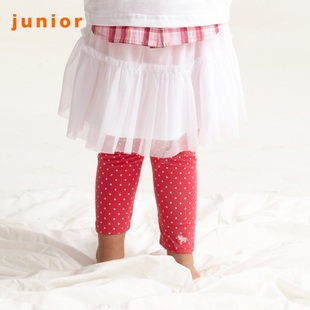 2012 new stock recommendation Giordano sweet pants girls skirts Princess flower yarn 03461509