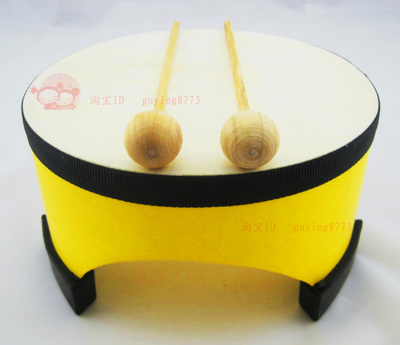 Children's Early Learning clap drum to drum tambourine educational toys for children early childhood musical gifts to share utensils