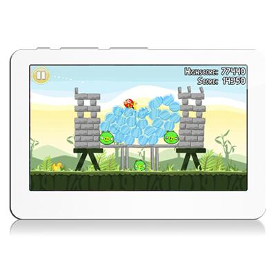 原道N3  4G 智能mP4  安卓2.3系统  触摸屏