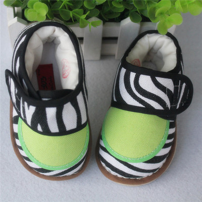 Cui shipping grandmother handmade children warm thick cotton-padded non-slip bottom Melaleuca cotton baby toddler shoes for men and women