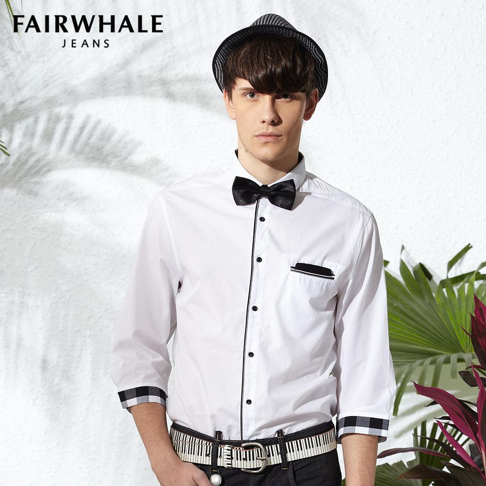 mark fairwhale/马克华菲 7132311017 (316元)  5: 利郎正品男装 2014