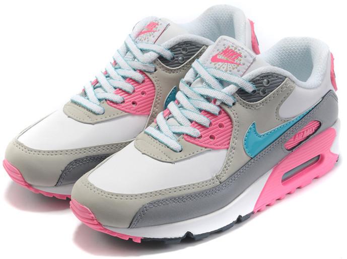 Кроссовки Nike 345017/109 AIR MAX 90 345017-109 Унисекс Весной 2012 года Полиэфирная ткань
