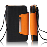 Nine exclusive iPhone4S Apple money holster Leopard holster Apple cellphone protective holster