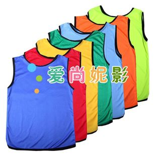 2010 newest children head football group, bucket sports vest, vest women's soccer fight clothing