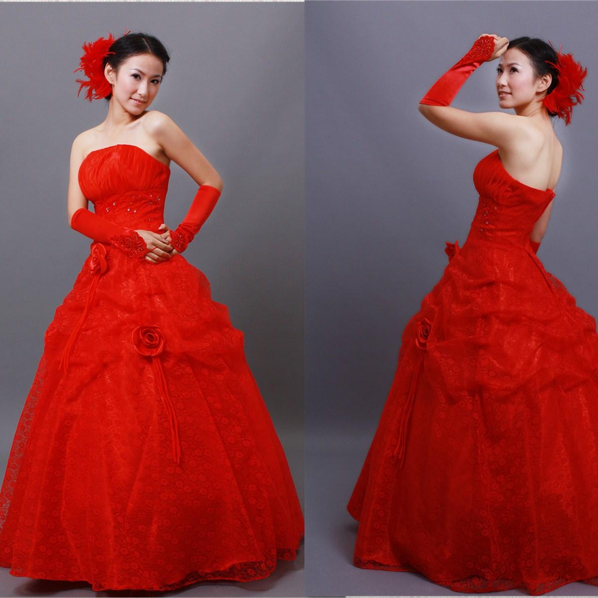 Свадебное платье Name yarn hs097 Кружево Принцесса с кринолином